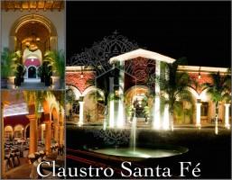Claustro Santa Fé