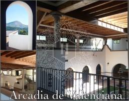 Arcada de Valenciana